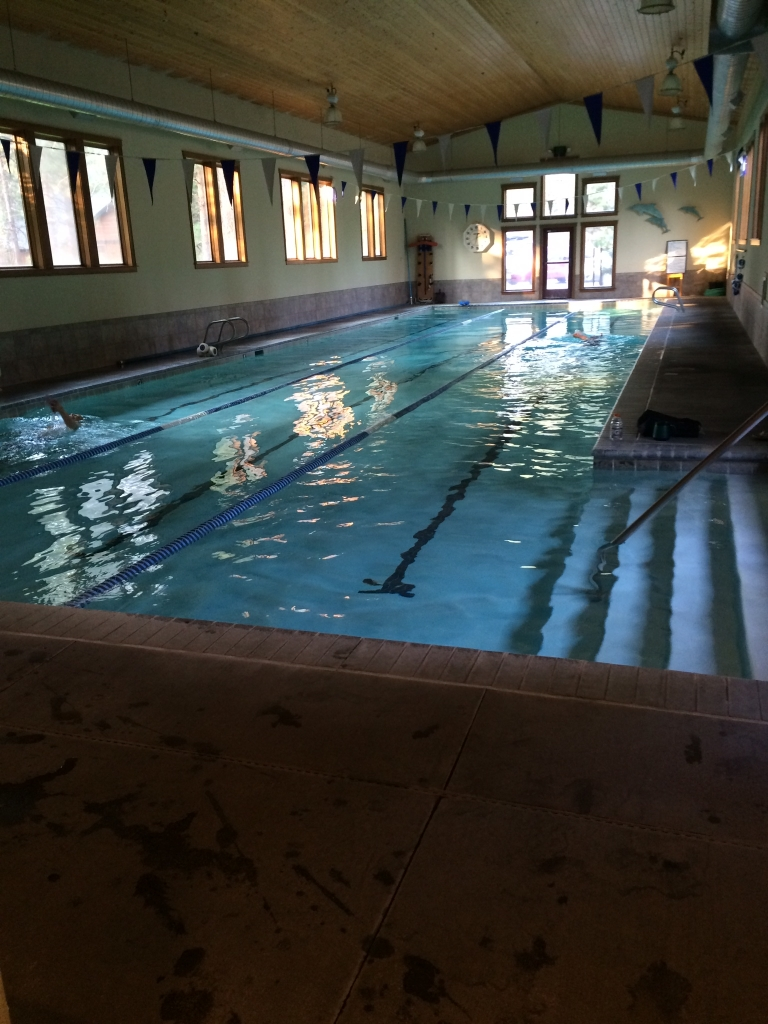 Indoor Swimming Pool - Sisters Athletic Club